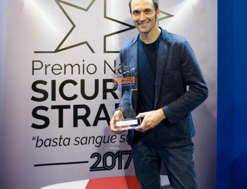 """Grande successo per la seconda edizione del Premio Nazionale  Sicurezza Stradale """"basta sangue sulle strade"""""""