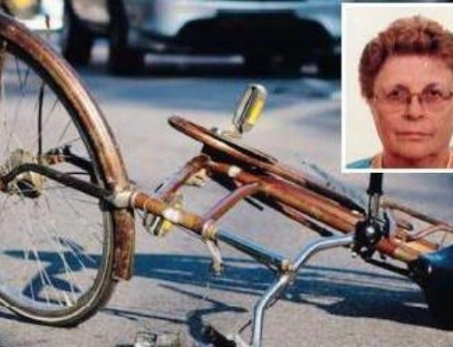 Investita in bicicletta nel polesine, perde la vita Germana Maccari