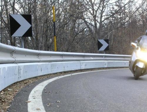 Guard-rail salva motociclisti, su 850 mila Km di strade solo 100 km sono in sicurezza