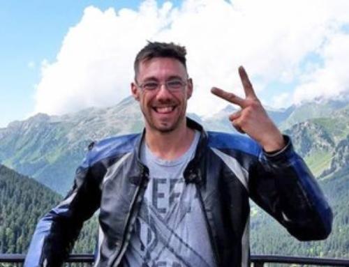Il bergamasco Franco Speroni ci lascia dopo un incidente in Vespa