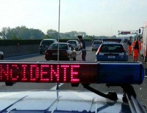 Tre auto si scontrano sulla via Emilia, ci lascia Camillo Bussolati di Fidenza