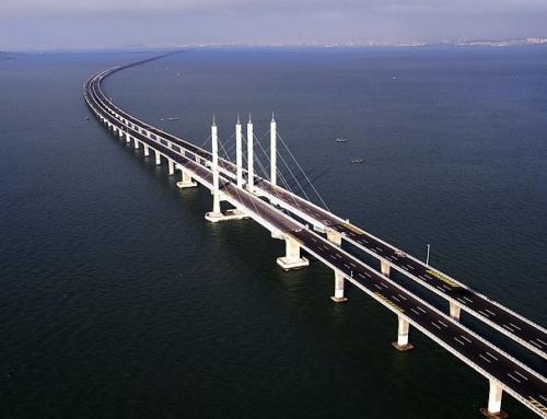 Attenzione agli sbadigli mentre percorrete il nuovo ponte Hong Kong-Macao