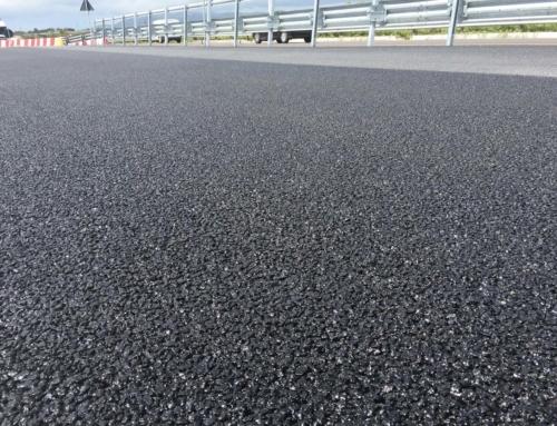 Strade asfaltate con pneumatici fuori uso, esperimento in attesa di sviluppo