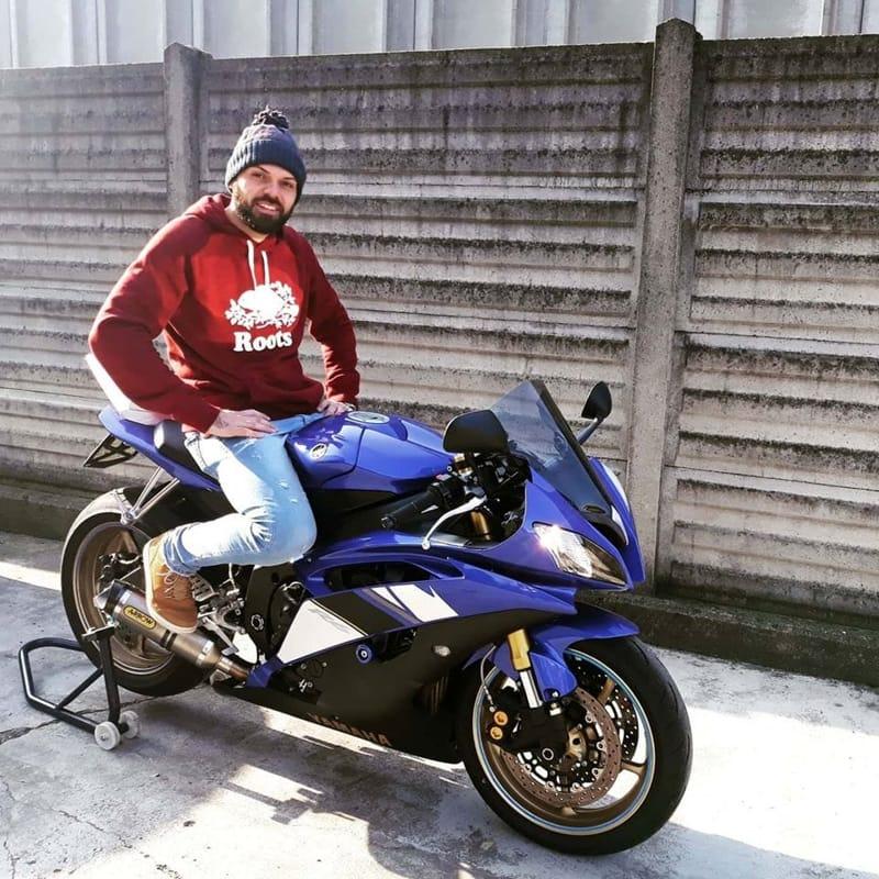 Incidente a Giussano, perde la vita il motociclista Luigi Cardone
