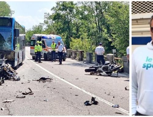 Incidente a Trieste, ci lascia il vigile del fuoco Fabio Lugnani