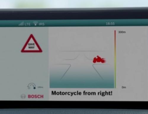 Una torre di controllo virtuale per auto e moto: la soluzione di Bosch per diminuire gli incidenti stradali