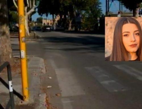 Alice Antonelli, in scooter contro un semaforo